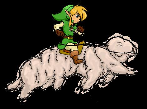 Link Riding A Tardigrade