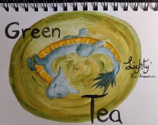 Green Tea Dragon