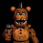 Withered Freddy thing