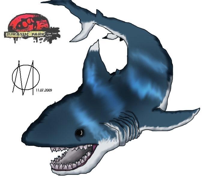 Lost Files-Megalodon by joker-kornstantine