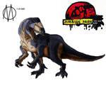 Lost Files-Giganotosaurus