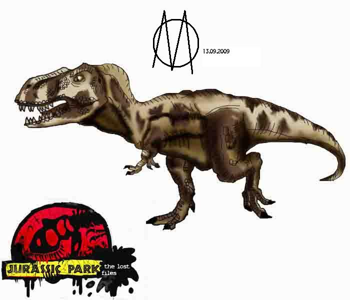 Lost Files-Albertosaurus by joker-kornstantine