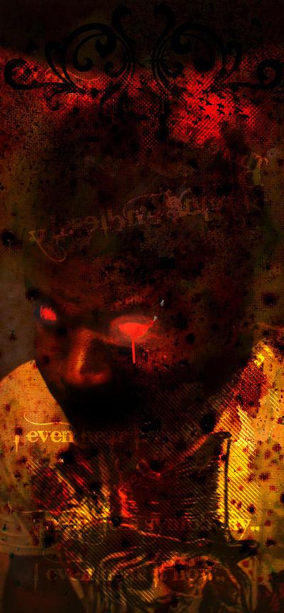 The Beast - A Self Portrait by KamJulien