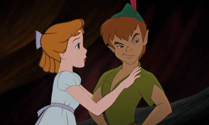 Peter Pan and Wendy-Please, Peter