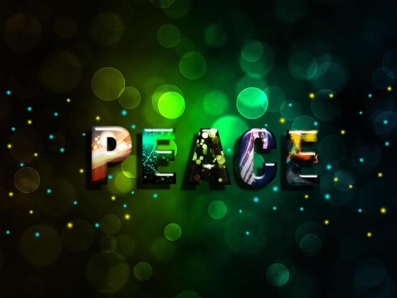Peace by Cholul123
