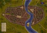 Highbrook - Fantasy Map
