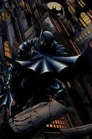 Batman - Finch by Pauldew