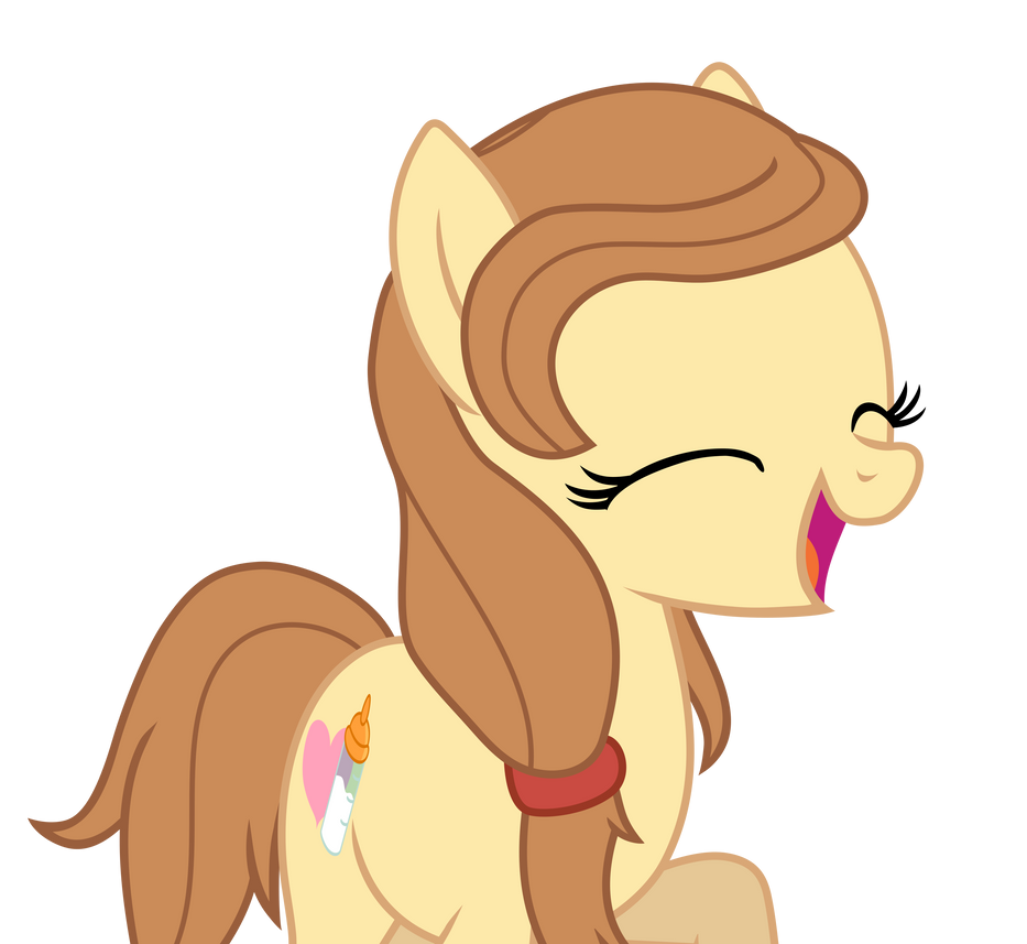 Happy Button's Mom Vector (Test) by Ryan1942