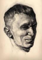 self portrait in the sun by napoleoman