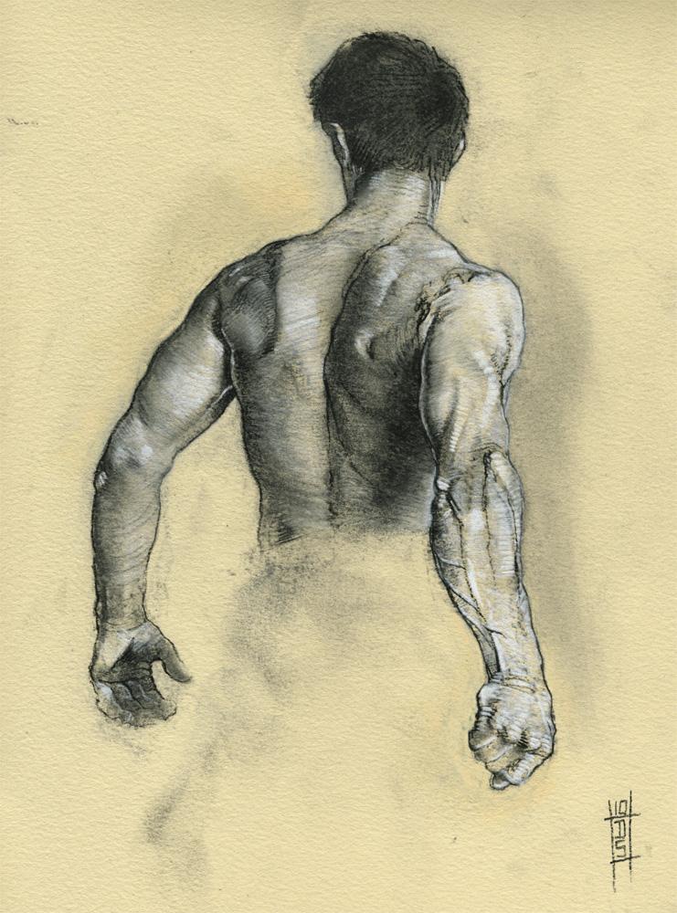 sketch 03 by napoleoman