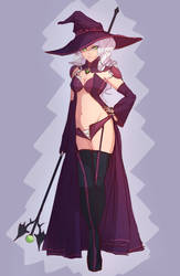 Witch by Awedacious