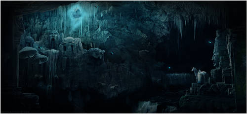 Kingdom Of Caverns by Falony