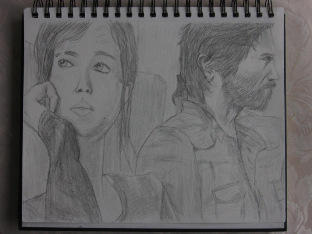 The Last of Us by JustinArt87