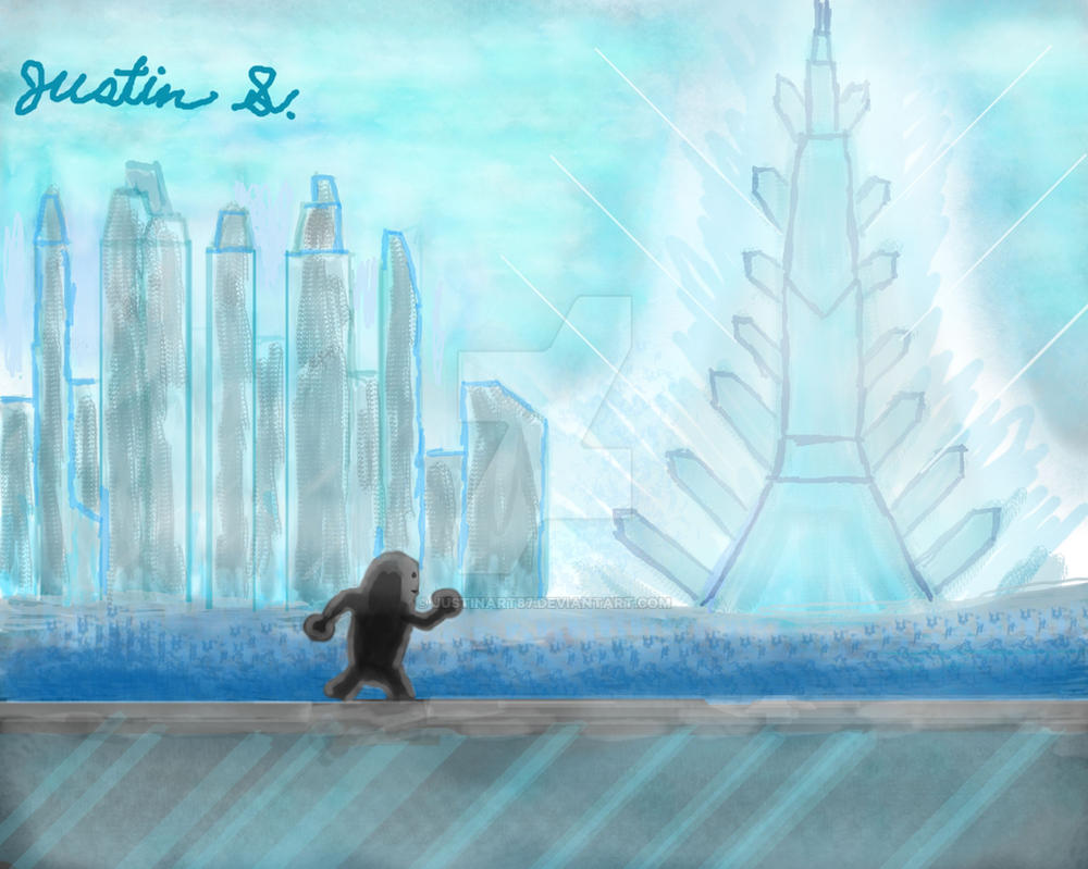 Cybernetic Force Concept 3 (LBP3 Project) TL by JustinArt87