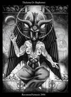 Thelema Ov Baphomet by RavenousNemesis