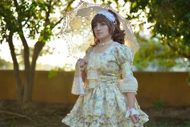 Classic lolita by chronos-drako