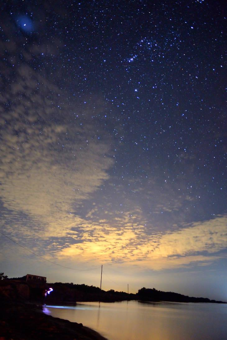 Inspiring stars by chronos-drako
