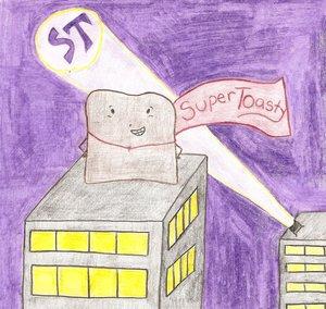 Super Toast by Toast-Mania-Club