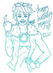 Magus B-Day