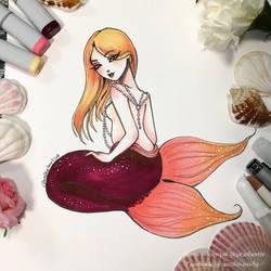 Copiccolors Mermay  by yamiko-michi