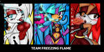 .:Team Freezing Flame:.~! by PhaennaMir