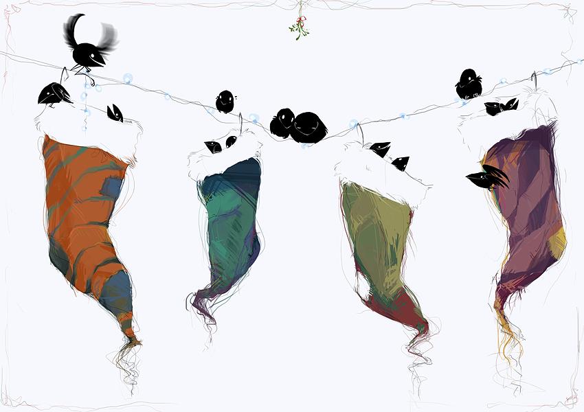 .Stocking Stuffers. by Andoledius