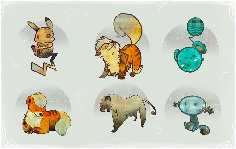 Pokemonz by Andoledius