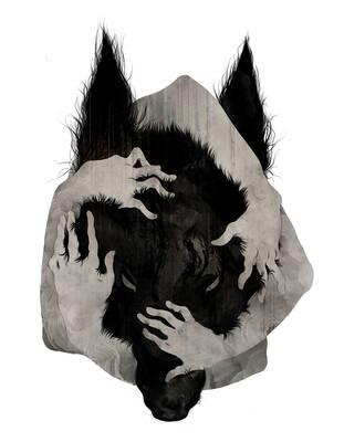 Wild Dog by Andoledius
