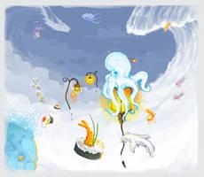 +Octopus. Dreams.+