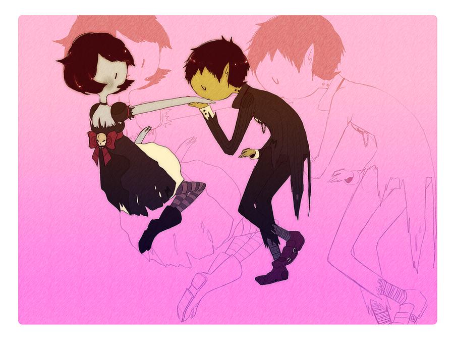 Princess and Prince by Arcana-break