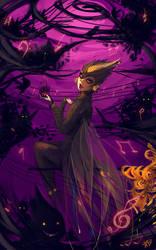 Nightmare Toothiana by Arcana-break