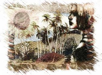 In the Bush by bellarie