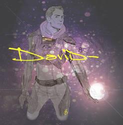 Prometheus: David 8 by VincentVanVue