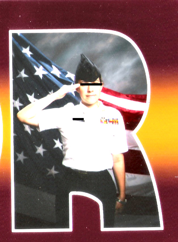 Rotc Cadet R by HPGirl28