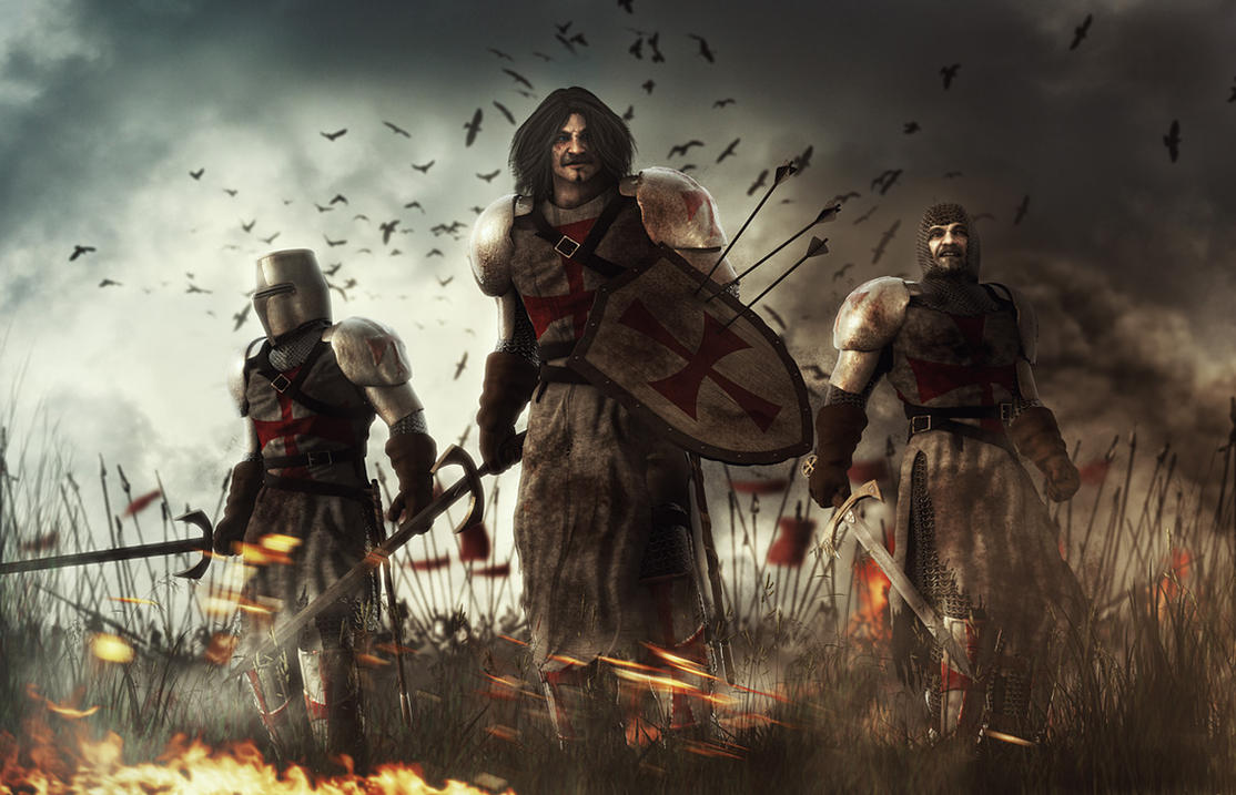 Warriors of Christ by EStreet