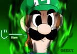 Luigi's Stare