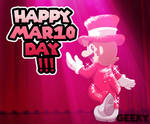 Happy Mar10 Day !!!!