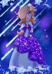 Rosalina's star dress