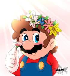 Mario's Flowers