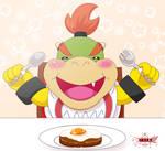Jr's Diner by GeekytheMariotaku77