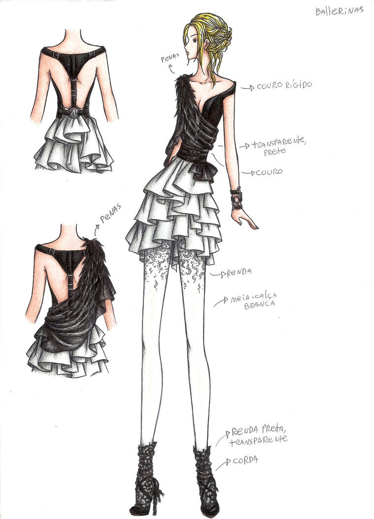 SwanLake - Ballerinas - 6 by MadMonaLisa