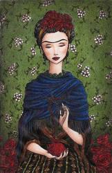 Frida by MadMonaLisa