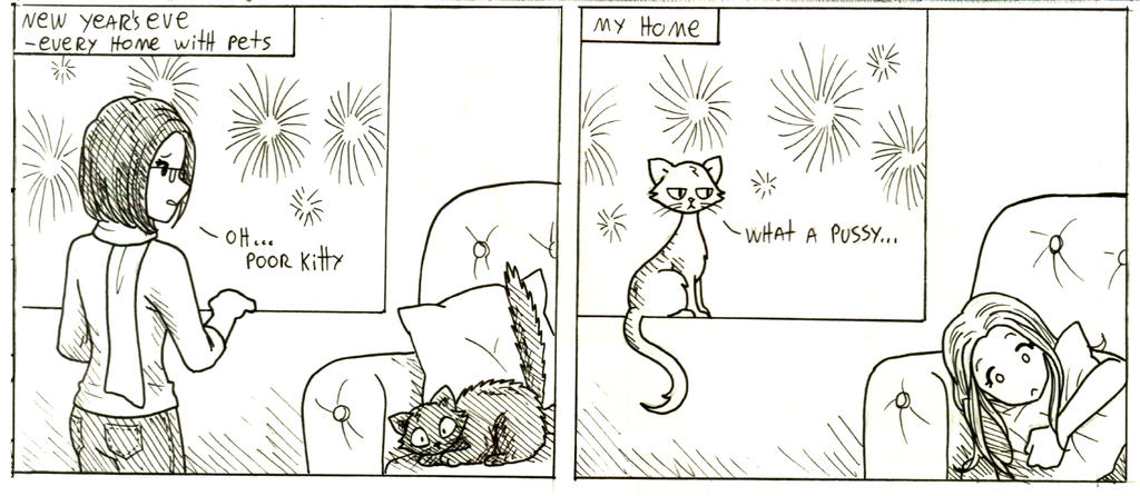 New Year Issues by MadMonaLisa
