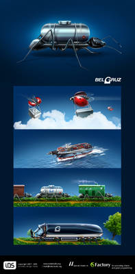 Belgruz illustrations