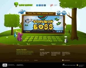 GameGarden site