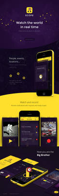 SCOPE - Social Video Messenger by indestudio