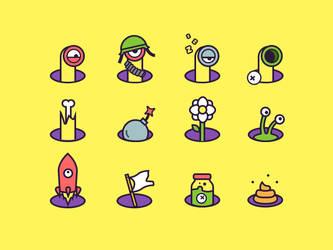 SCOPE Stickers
