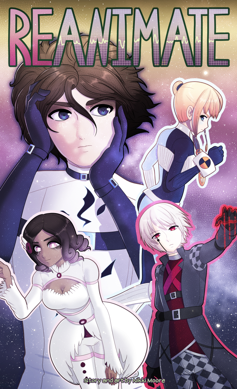 Reanimate - Main Cast by forgottencake