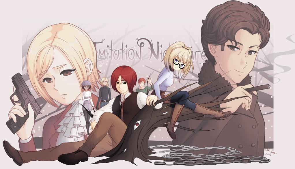 ImNi Group by forgottencake