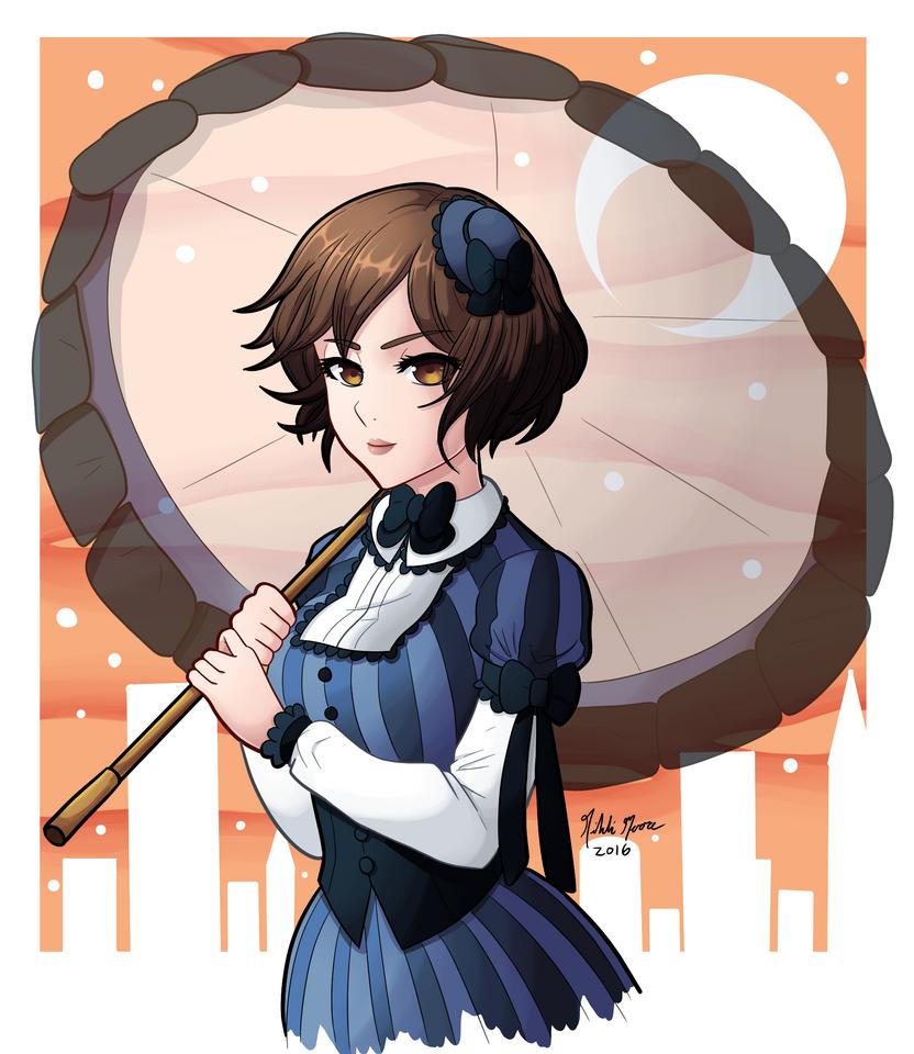 Kamiko by forgottencake